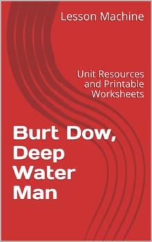 Literature Unit for Burt Dow Deep – Water Man by Robert McCloskey