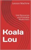 Literature Unit for Koala Lou by Mem Fox