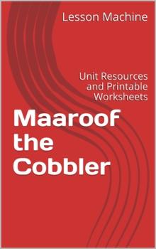 Literature Unit for Maaroof the Cobbler