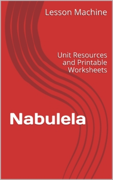 Literature Unit for Nabulela by Fiona Moudie