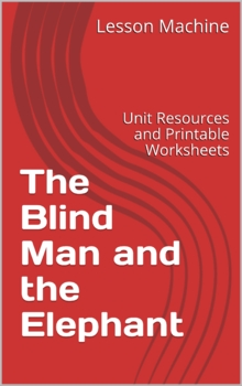 Literature Unit for The Blind Men and the Elephant Retold by Lillian Quigley