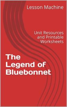 Literature Unit for The Legend of Bluebonnet by Tomie DePaola