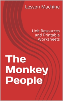 Literature Unit for The Monkey People by Eric Metaxas