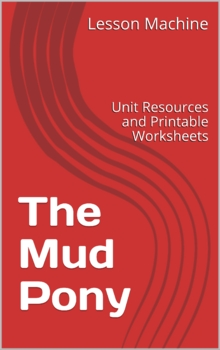 Literature Unit for The Mud Pony by Caron Lee Cohen