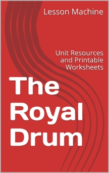 Literature Unit for The Royal Drum by Mary Dixon Lake