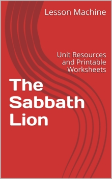 Literature Unit for The Sabbath Lion by Howard Schwartz and Barbara Rush