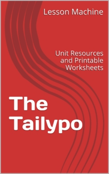 Literature Unit for The Tailypo by Joanna Galdone