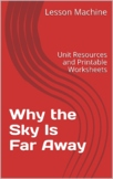 Literature Unit for Why the Sky Is Far Away by Mary-Joan Gerson