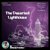 Deserted Lighthouse: Fiction story w/ nonfiction passages,