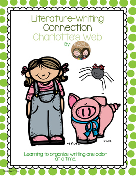 Literature - Writing Connection Charlotte's Web-CKLA