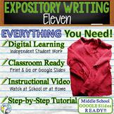 Eleven by Sandra Cisneros - Text Dependent Analysis Exposi
