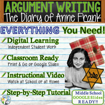 argumentative writing middle school The learning network | 301 prompts for argumentative writing search subscribe now log in 0 should middle school students be drug tested.