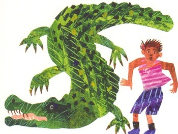 Literature and Art-Exploring the Work of Eric Carle
