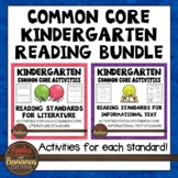 Literature and Informational Text Kindergarten Reading Act