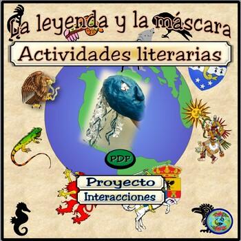 Literature and Mask Making - La literatura y la máscara