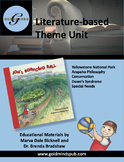 Literature-based Theme Unit: Jon's Bouncing Ball, Yellowstone National Park