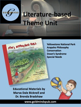 Literature-based Theme Unit: Jon's Bouncing Ball, Yellowstone National Park