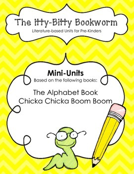 Literature-based Units: Chicka Chicka Boom Boom and Alphabet Book