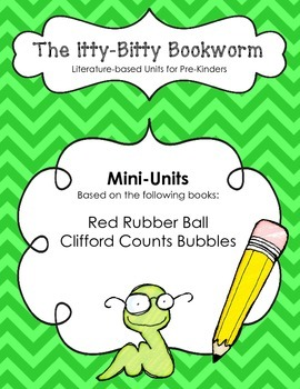 Literature-based Units:  Clifford Counts Bubbles and The Story of Red...