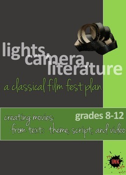Literature Film Festival: A Text-Based Movie Project