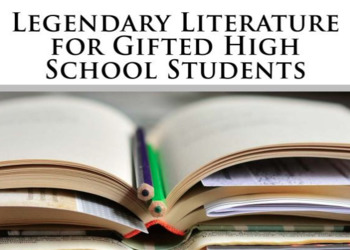 Literature for Gifted Students (Ebook)