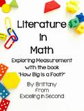 Literature in Math - Exploring Measurement