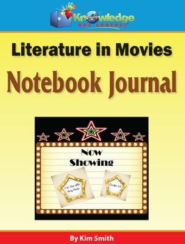 Literature in Movies - Notebook Journal