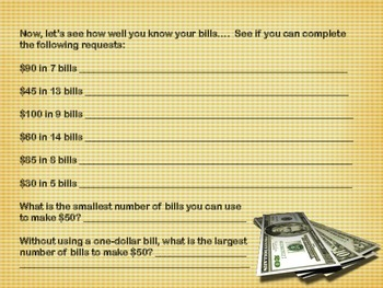 Money Sense: Coins & Bills with If You Made a Million