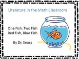Random Samples using One Fish, Two Fish, Red Fish, Blue Fish