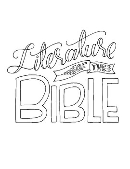 Literature of the Bible