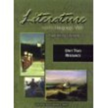 Literature & the Language Arts: Experiencing Literature (Unit 3 Resource Guide)