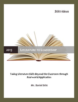 Literature to Leadership