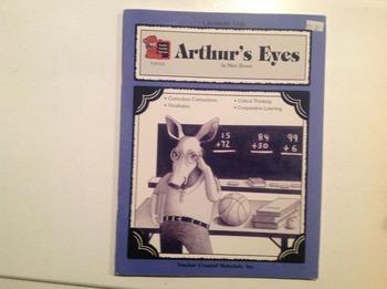 Literature unit Aurthurs eyes