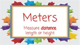 Liters, Meters, Grams, Kilo, Centi & Milli Posters