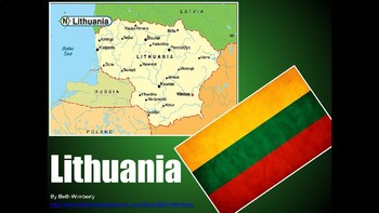 Lithuania PowerPoint