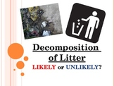 Litter and Decomposition