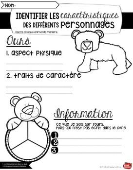 Littéralbum: Gros ours grincheux (Édition spéciale de Noël)