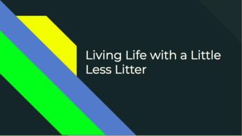 Littering Prevention Lesson