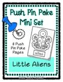 Little Aliens - Push Pin Poke No Prep Printables - 6 Pictu