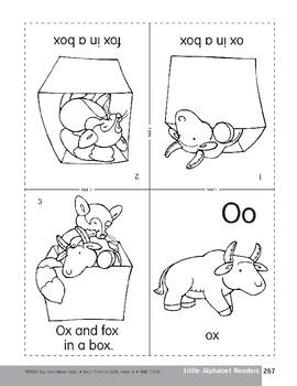 Little Alphabet Reader: Oo Ox