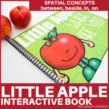 Little Apple Where are you? Interactive Preposition Story