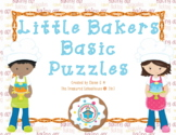#memoriesdeals Little Bakers Basic Puzzles