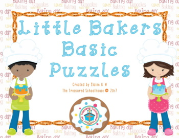 Little Bakers Basic Puzzles