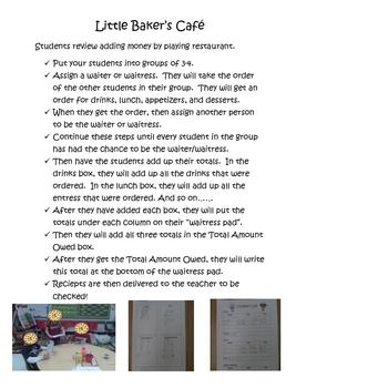 Little Baker's Cafe