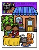 Little Bakery Bistro {Creative Clips Digital Clipart}
