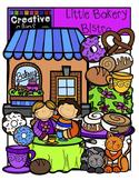 Little Bakery Bistro {Creative Clips Digital Clipart}