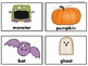 """Little Bat's Batty Beginnings ~ A """"From Words to Sentences"""" Game for Halloween"""