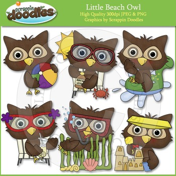 Little Beach Owl