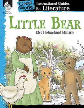 Little Bear: An Instructional Guide for Literature (Physical book)