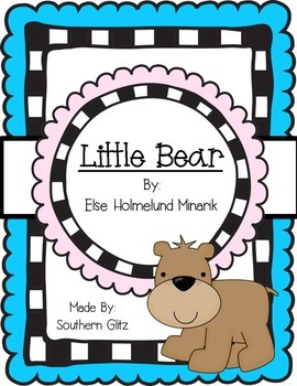 Little Bear Comprehension Questions